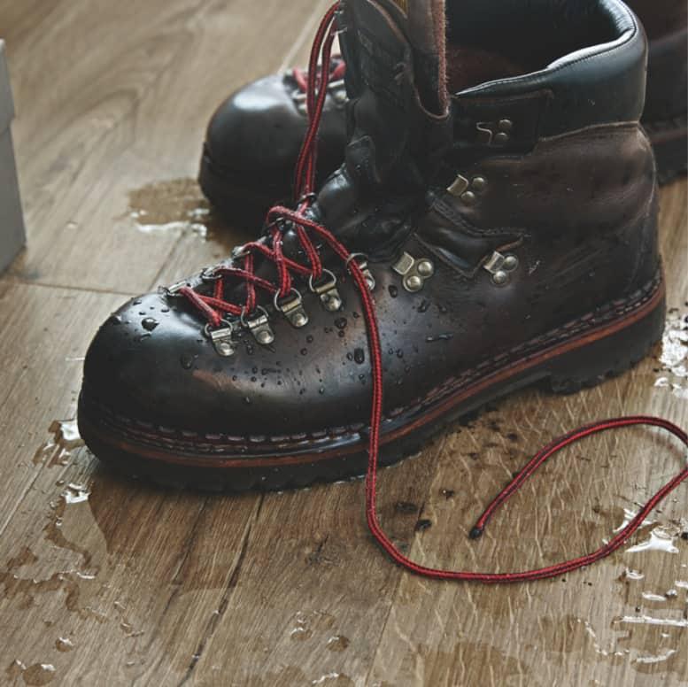 Jakou podlahu vybrat boty 1