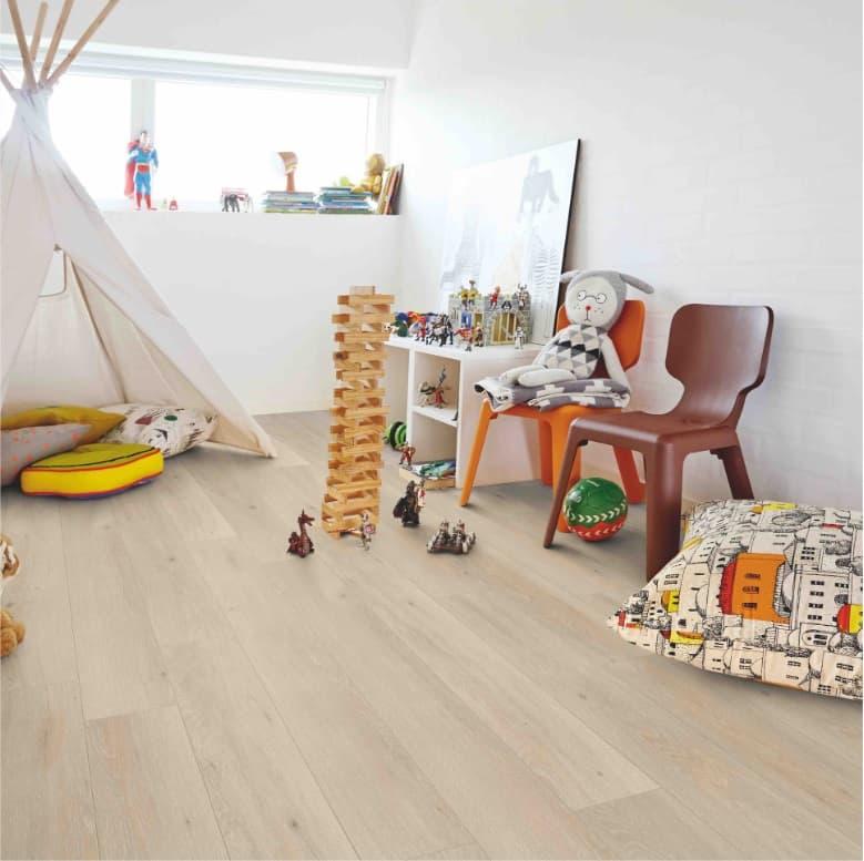 Jakou podlahu vybrat detsky pokoj 1