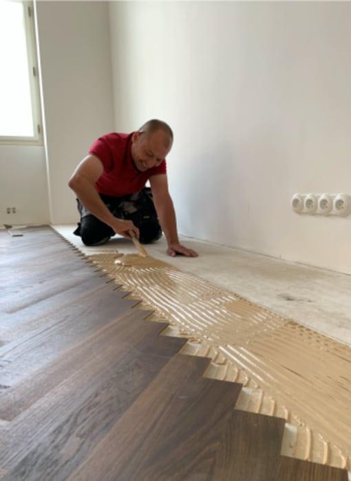 Pokladka drevenych podlah 1 1